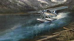 C801 Beaver Float Plane
